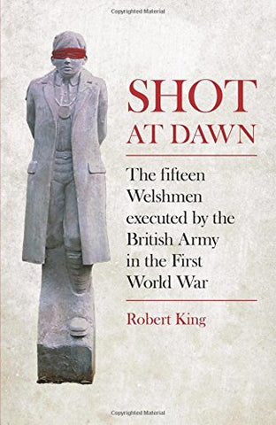 Shot at Dawn: The Fifteen Welshmen Executed by the British Army in the First World War