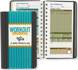 Workout Journal (Diary, Notebook, Fitness, Log)