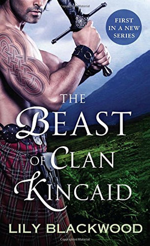 The Beast of Clan Kincaid (Highland Warrior)