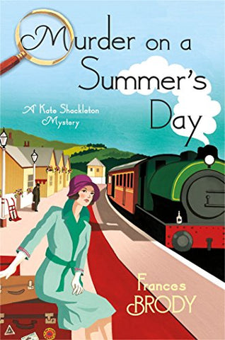Murder on a Summer's Day (Kate Shackleton Mysteries)