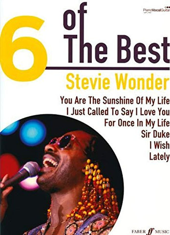 Stevie Wonder: (Piano, Vocal, Guitar) (Six of the Best)