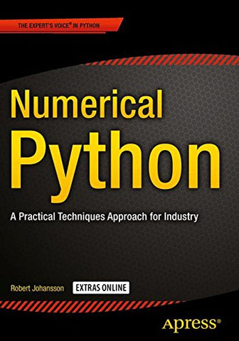 Numerical Python: A Practical Techniques Approach for Industry