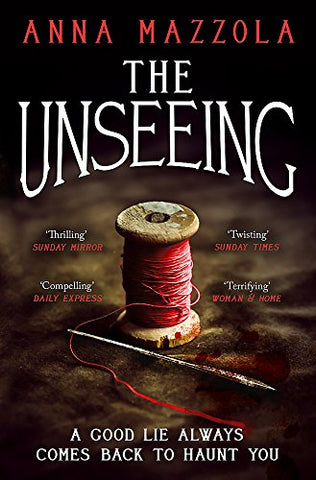 The Unseeing: A twisting tale of family secrets
