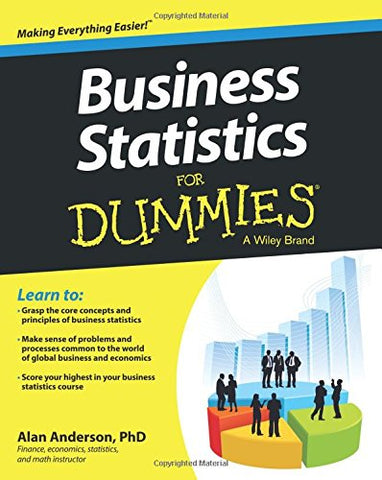 Business Statistics FD (For Dummies)