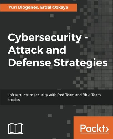 Cybersecurity  Attack and Defense Strategies: Infrastructure security with Red Team and Blue Team tactics