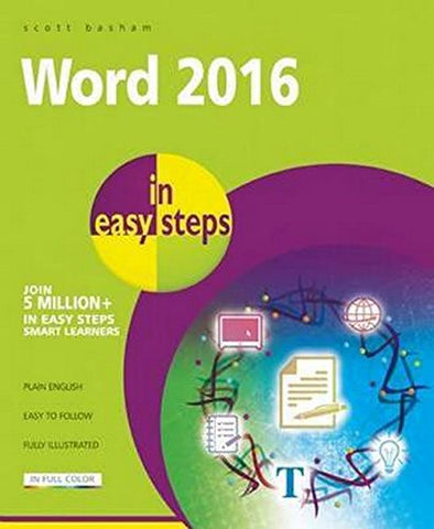 Word 2016 in easy steps
