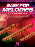 Easy Pop Melodies for Recorder (Instrumental Folio)