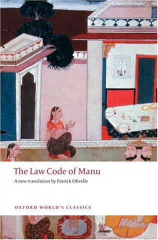 The Law Code of Manu (Oxford World's Classics)