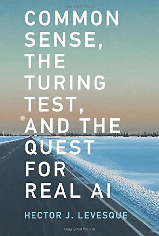 Common Sense, the Turing Test, and the Quest for Real AI (MIT Press)