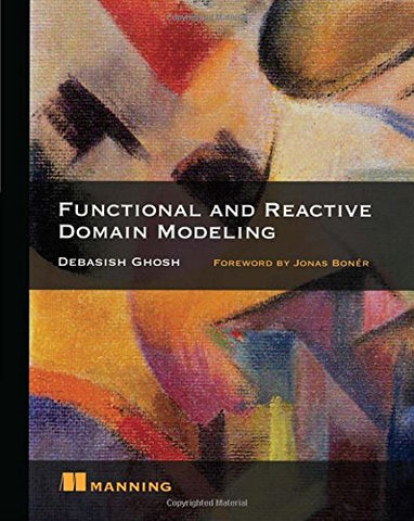 Functional and Reactive Domain Modeling