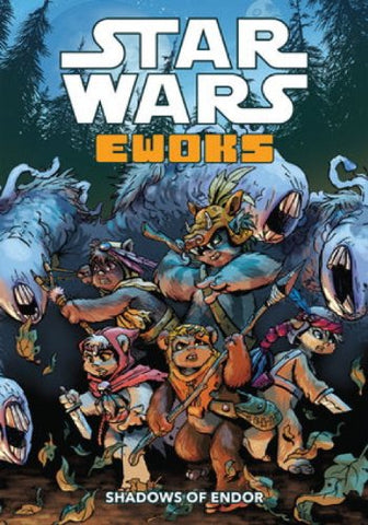 Star Wars - Ewoks: Shadows Of Endor