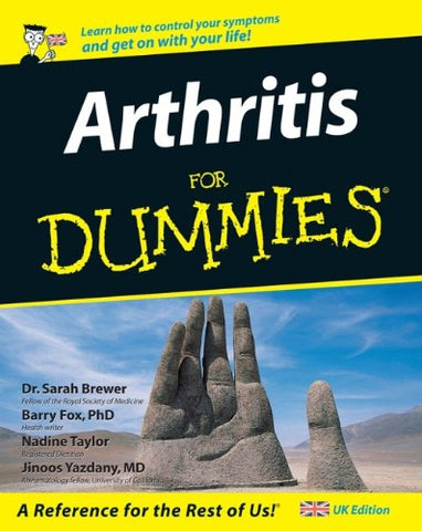 Arthritis for Dummies UK Edition