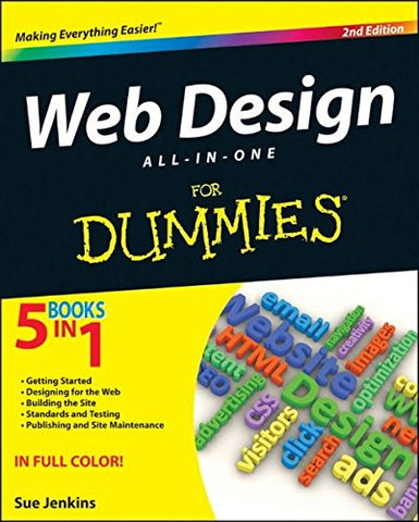 Web Design All-in-One For Dummies