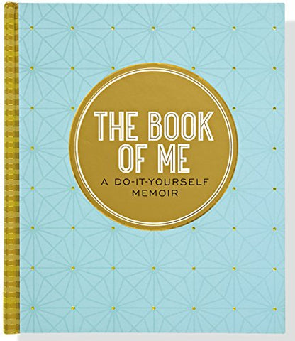 The Book of Me, 2nd Edition (Autobiographical Journal)