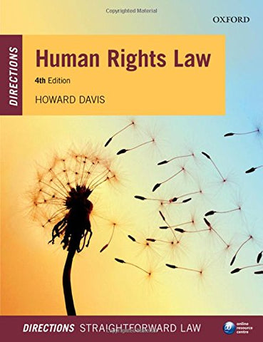 Human Rights Law Directions 4/e (Directions series)
