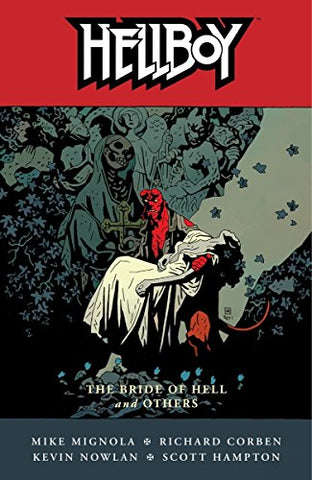 Hellboy Volume 11: The Bride of Hell and Others (Hellboy (Dark Horse Paperback))