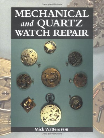 Mechanical and Quartz Watch Repair