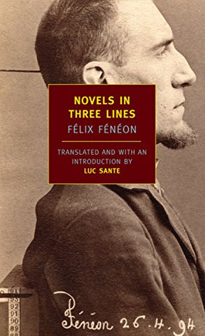 Novels In Three Lines (New York Review Books Classics)