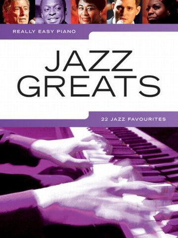 Really Easy Piano Jazz Greats