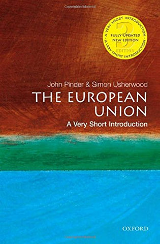 The European Union: A Very Short Introduction 3/e (Very Short Introductions)