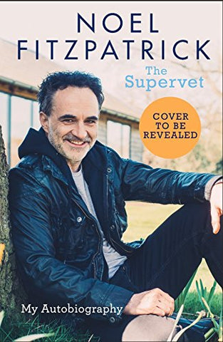 Noel Fitzpatrick Autobiography: Title to be Revealed