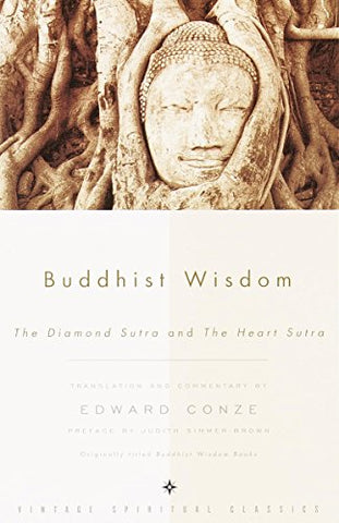 Buddhist Wisdom: The Diamond and Heart Sutra (Vintage Spiritual Classics)