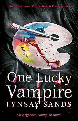One Lucky Vampire: An Argeneau Vampire Novel