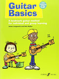 Guitar Basics: (with Free Enhanced CD) [Guitar Basics] (Faber Edition)