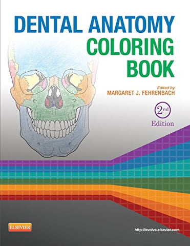 Dental Anatomy Coloring Book