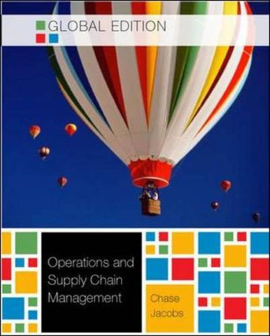 Operations and Supply Chain Management Global Edition