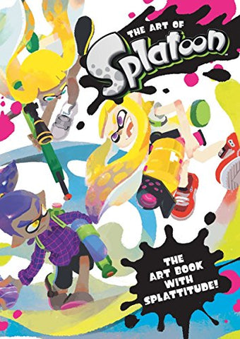 Art Of Splatoon, The