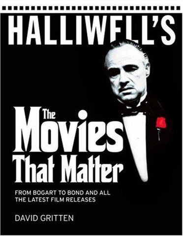 Halliwells The Movies that Matter