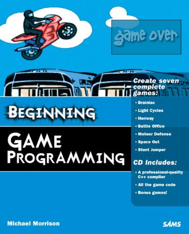 Beginning Game Programming (Sams Teach Yourself)