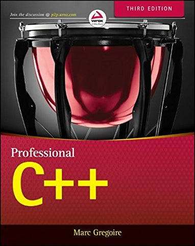 Professional C++, Third Edition
