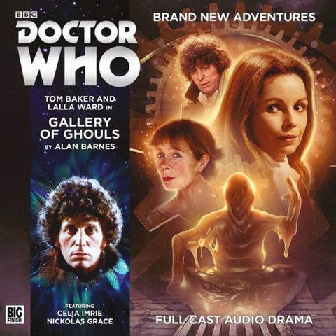 Gallery of Ghouls (Doctor Who: The Fourth Doctor Adventures)