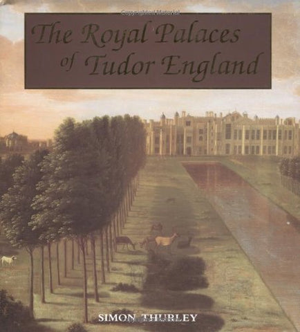 The Royal Palaces of Tudor England: Architecture and Court Life, 1460-1547 (The Paul Mellon Centre for Studies in British Art)