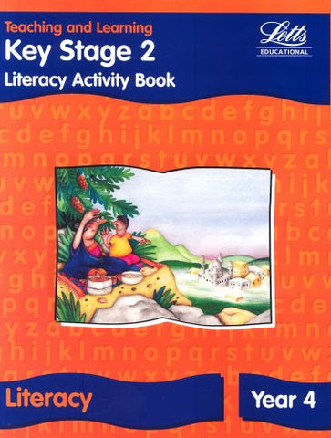 Key Stage 2: Literacy Activity Book - Year 4 (Key Stage 2 literacy textbooks)
