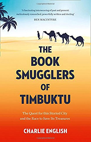 The Book Smugglers of Timbuktu