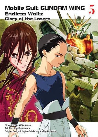 Mobile Suit Gundam WING 5: The Glory of Losers