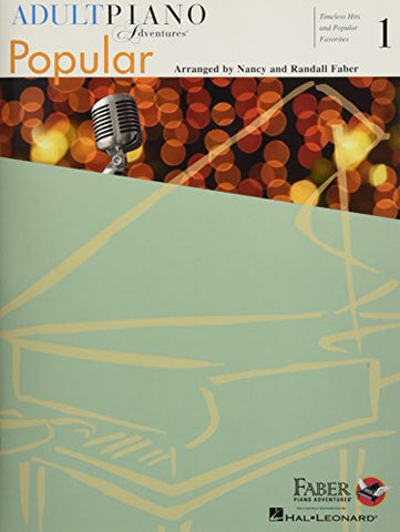 Adult Piano Adventures: Popular - Book 1