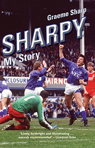 Sharpy: My Story
