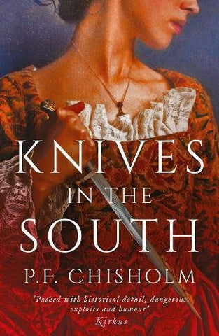 Knives in the South (The Sir Robert Carey Mysteries)