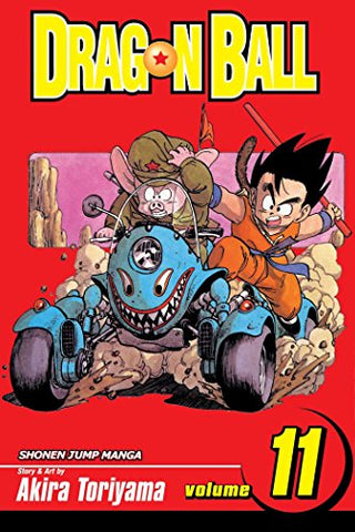 DRAGON BALL SHONEN J ED GN VOL 11 (C: 1-0-0): v. 11