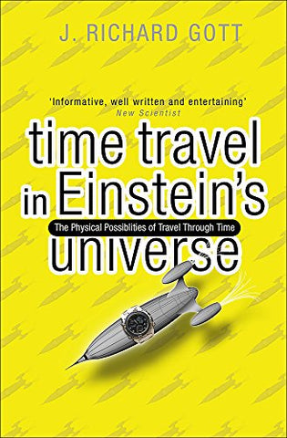 Time Travel: In Einstein's Universe