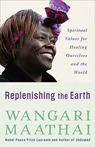 Replenishing the Earth: Spiritual Values for Healing Ourselves and the World