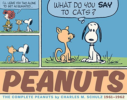 The Complete Peanuts: 1961-1962 (Vol. 6) Paperback Edition (Peanuts - Complete Peanuts)