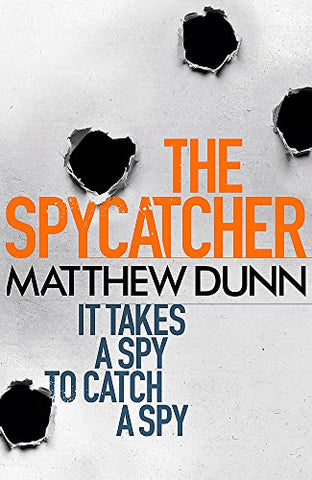 The Spycatcher (Spycatcher 1)