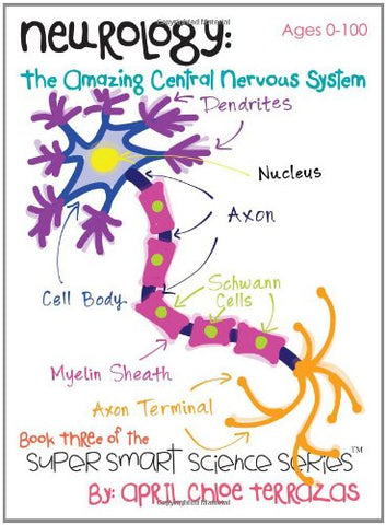 Neurology: The Amazing Central Nervous System (Super Smart Science Series)