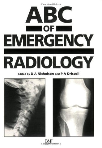 ABC of Emergency Radiology (ABC Series)