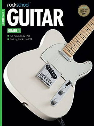 Rockschool Guitar - Grade 1 (2012-2018)